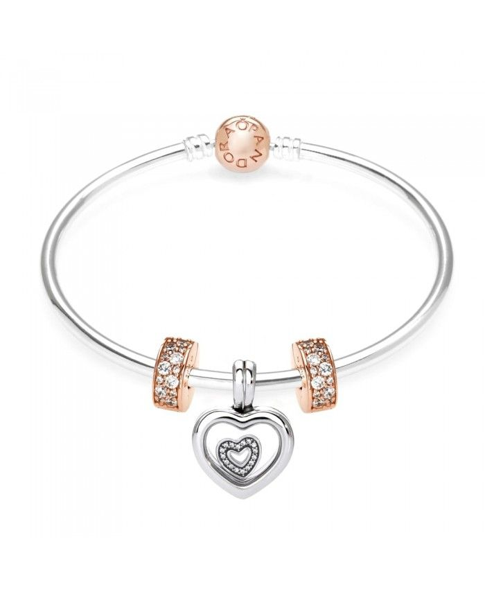 Rose Gold Collection Pandora Charms Bracelets Rings Earrings Uk Top Quality With Lowest Price