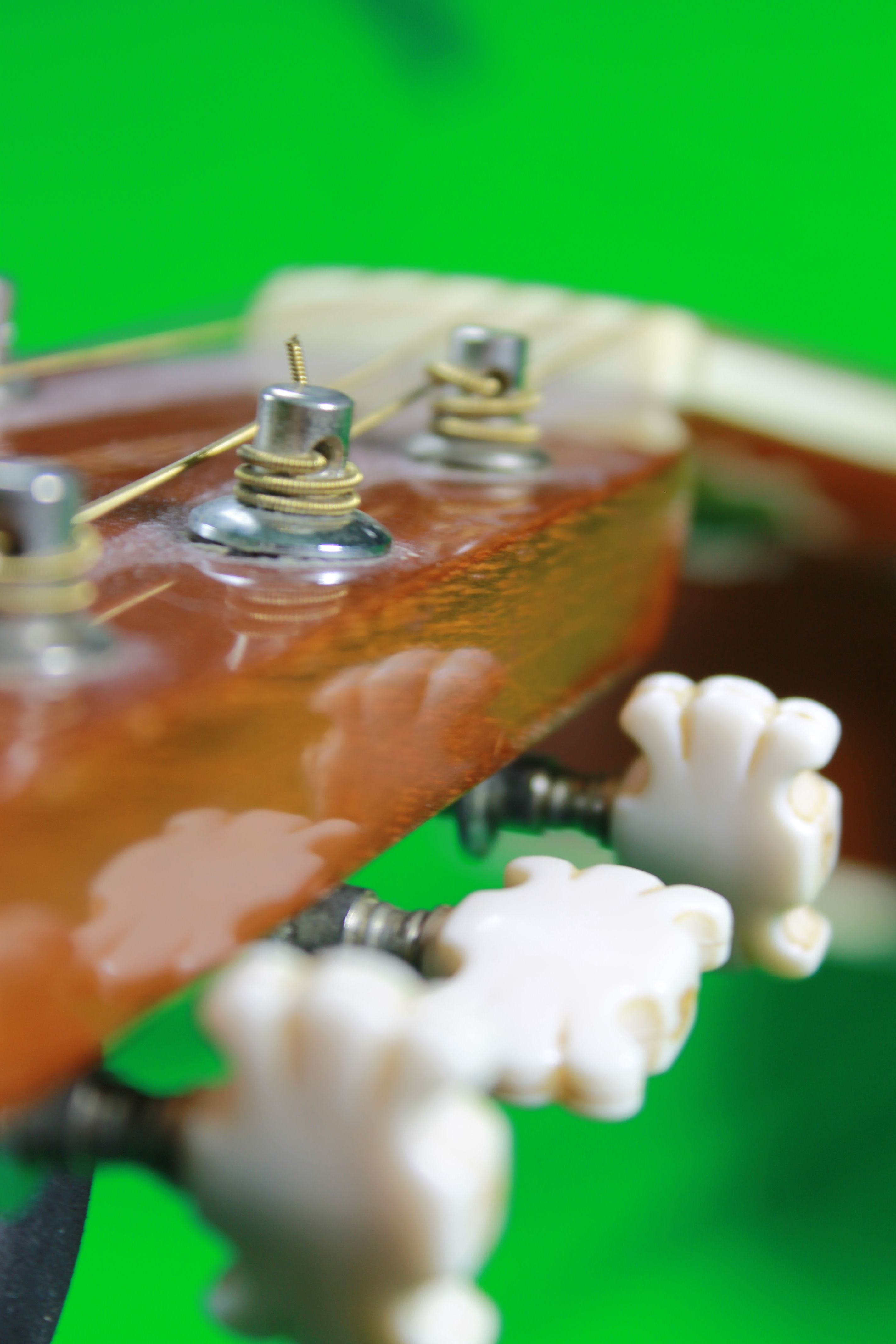 Kingston Acoustic close up shot