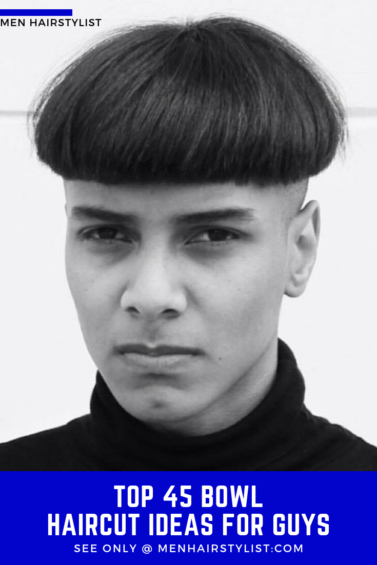 Pin on Mushroom Haircuts for Men