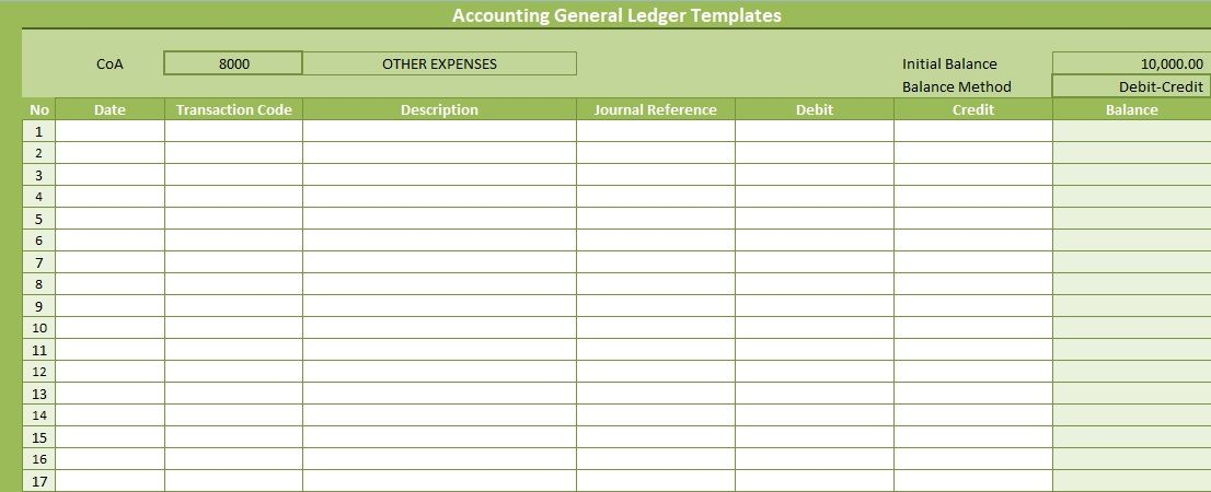 Journal Entries Template Excel from i.pinimg.com