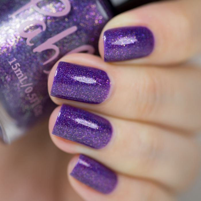 Color4Nails exclusives – Seven Deadly Sins collection  Pahlish – Pride