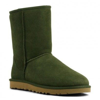 UGG CLASSIC SHORT FOREST NIGHT