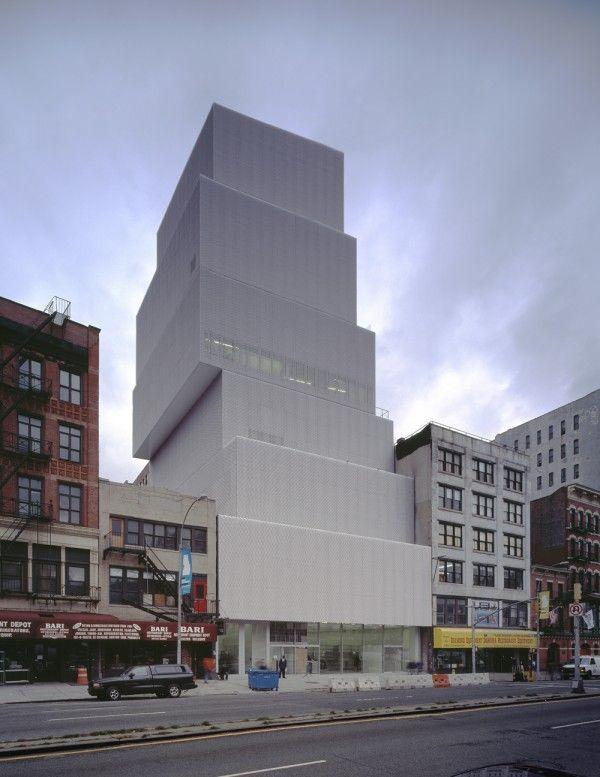 New museum new york sanaa