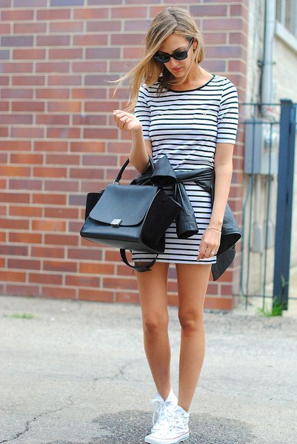 high top converse outfit