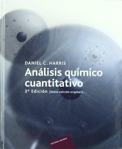 Análisis Químico Cuantitativo Harris Daniel C Novetatsfiq2016 Analisis Quimico Quimica Analitica Química