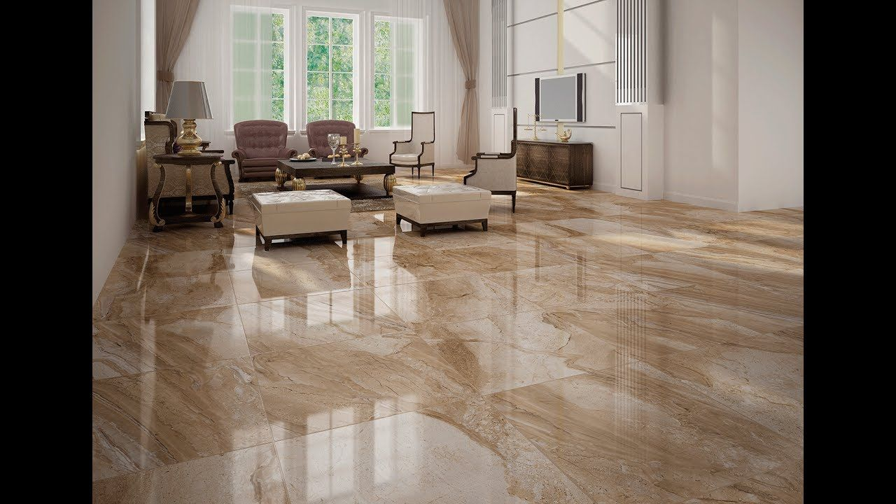 Marble Floor Tile for Living Room Designs. Formal Living