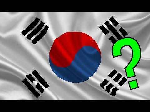 What If South Korea Won The Korean War South Korea Flag South Korea South Korean Flag