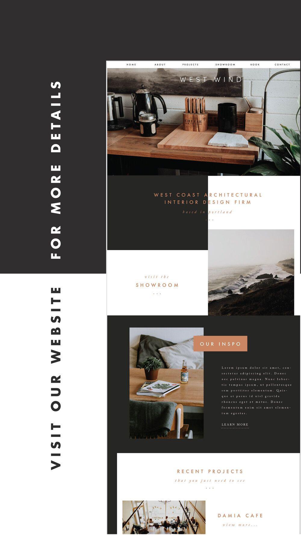 Architect Squarespace Website Design In 2020 Squarespace Website Design Website Design Squarespace Website