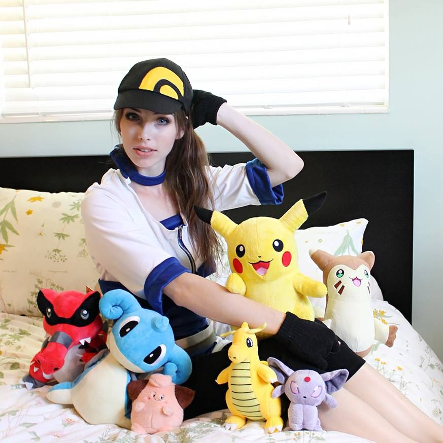 Anime In Florida: Anime / Videogame: Pokémon Go. Character. Coach. Version