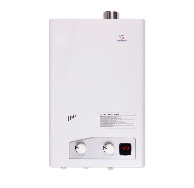 11++ Whole home tankless water heater information