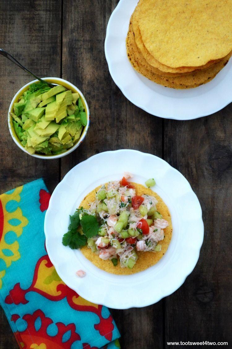 Ceviche Del Mar