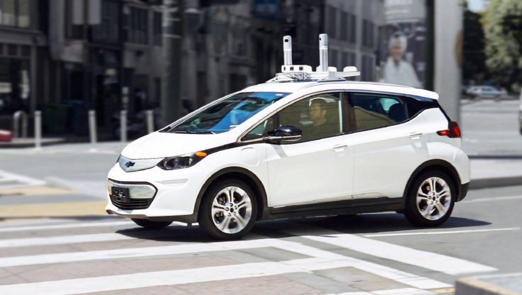 Report Gm To Build Thousands Of Autonomous Chevrolet Bolt Evs For