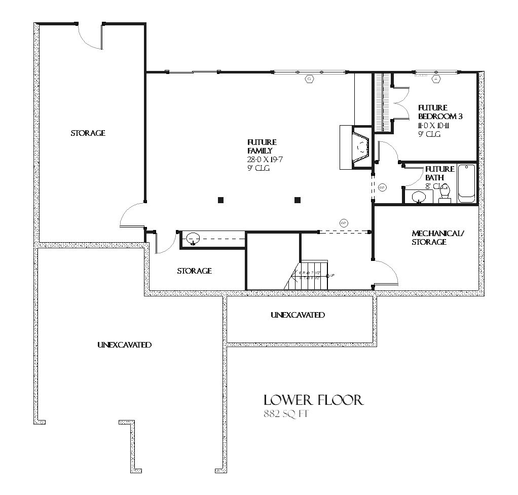 Lilac | Online house plans and custom, luxury home plans. #2 Lower ...