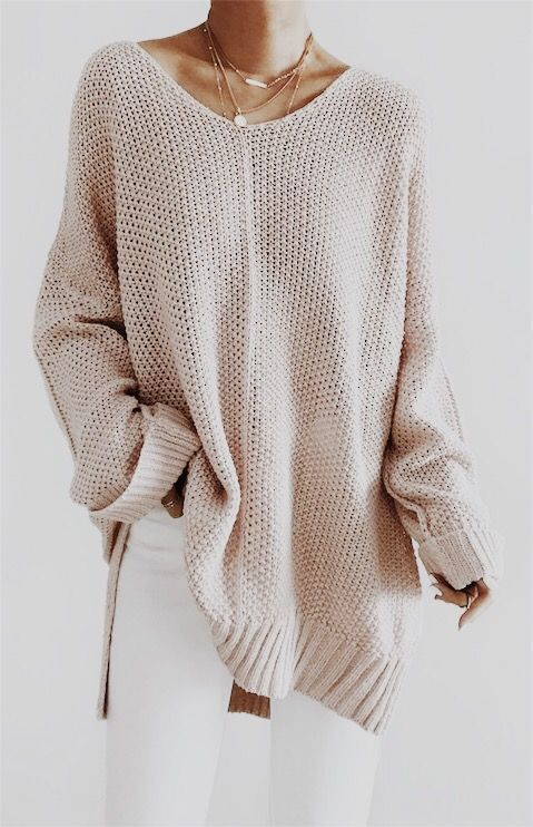 Photo of long sweaters