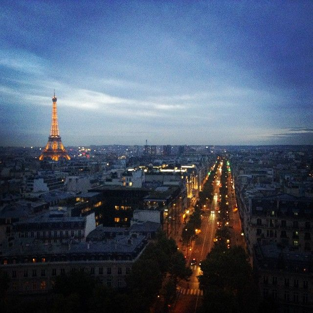 Paris in Île-de-France