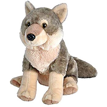 Wild Republic Europe 10963 Wild Republic Wolf Plush Soft