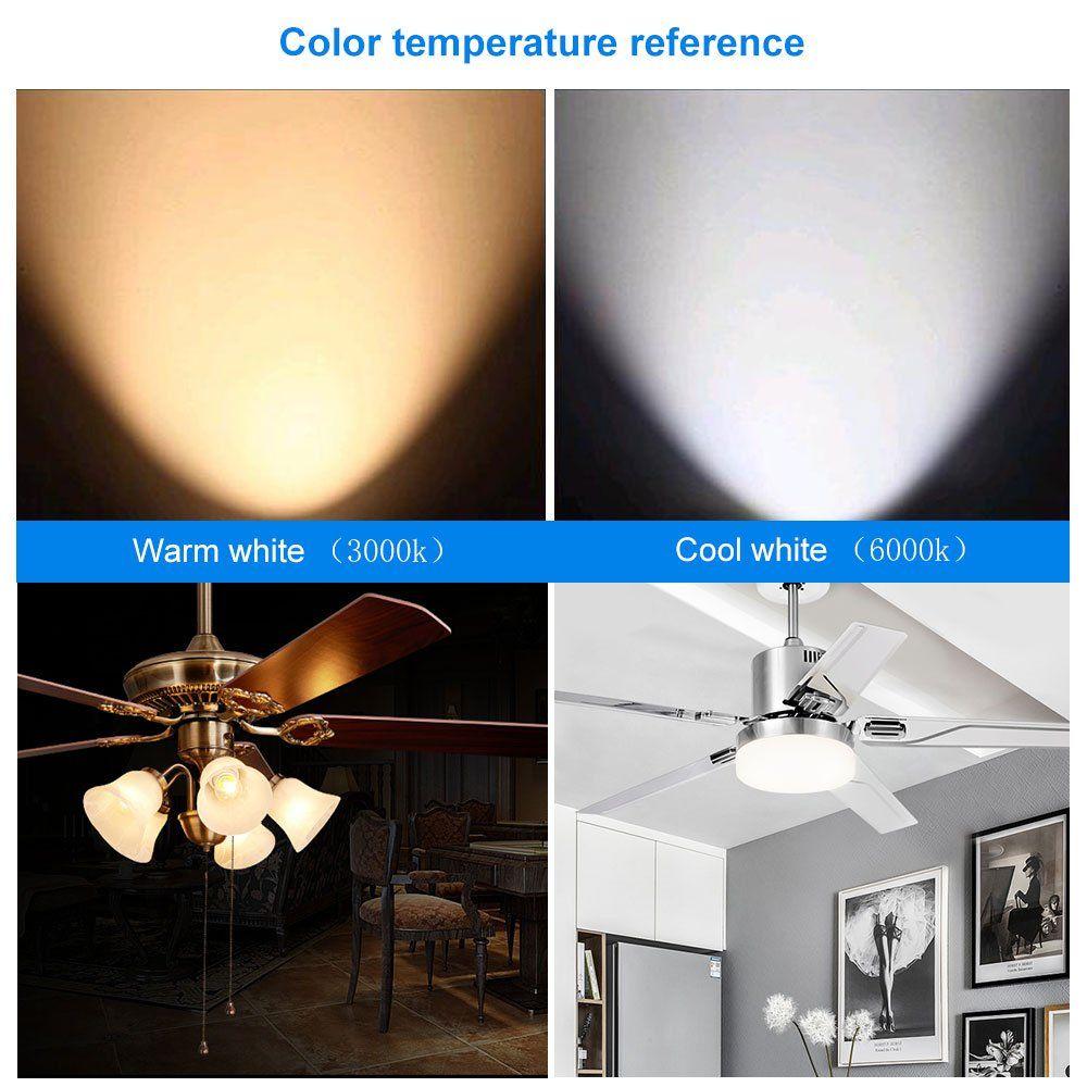 E12 Led Bulb Candelabra Light Bulbs 8w 100w 850lm Equivalent Ceiling Fan Bulbs Warm White 3000k Led Chandelier Light B Candelabra Light Led Chandelier Led Bulb