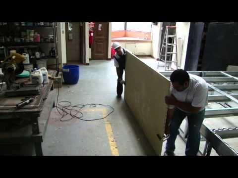Video tuturial de instalación de Entrepiso