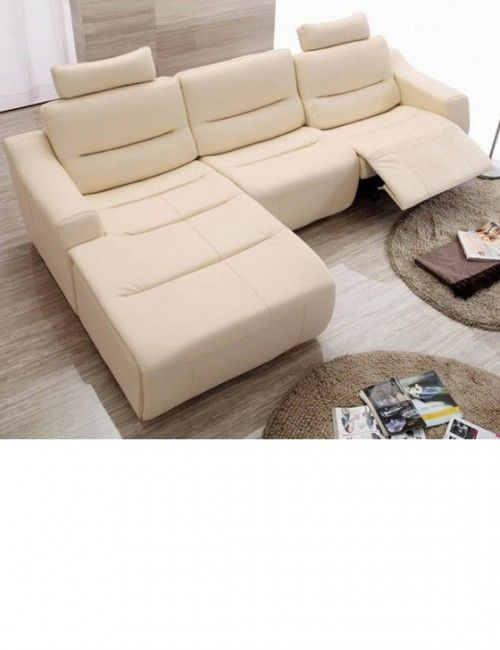 Reclining sectional sofa for small spaces | SOFAS & FUTONS | Small ...