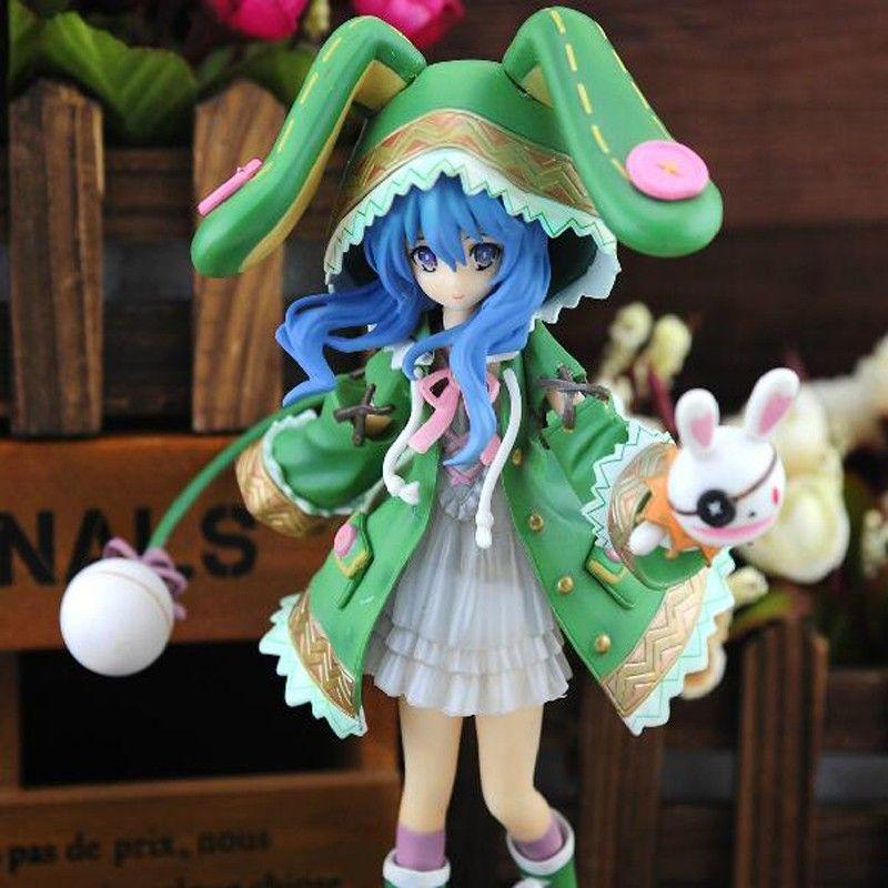 Date A Live Izayoi Miku Cartoon Collection Model Toy