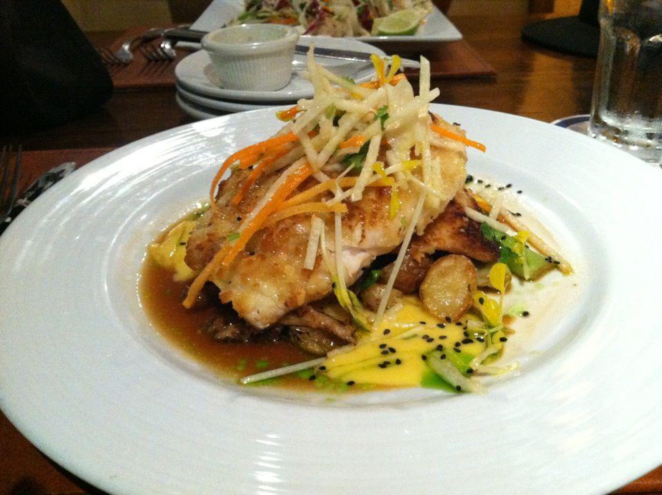 Seafood Restaurant Clayton S Siesta Grille In Key Fl