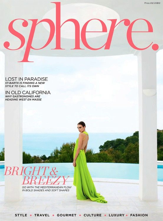Superb Styling by Clare Lazaro @ Angeli & Co for Sphere Magazine http://www.spherelife.com/in-living-colour/  #fashion #shoot #colours #life