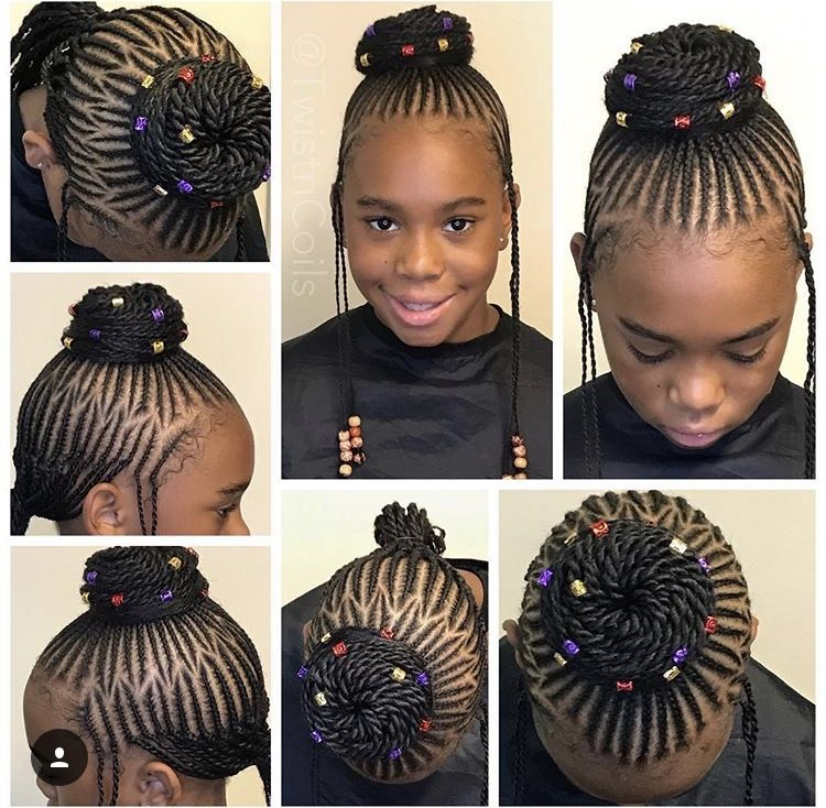 Pin On Kids Natural Hairstyles
