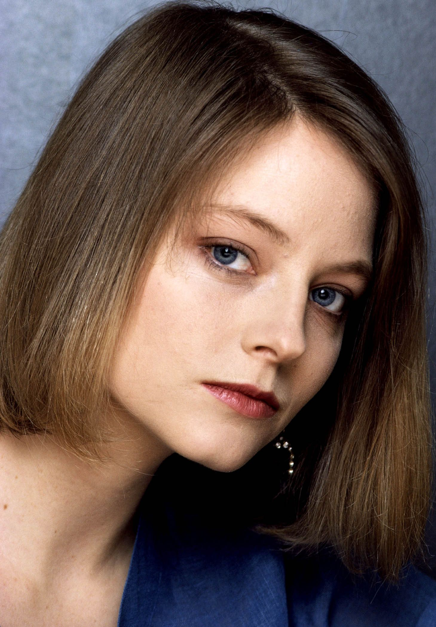 Jodie Foster For more visit: www.charmingdamsels.tk