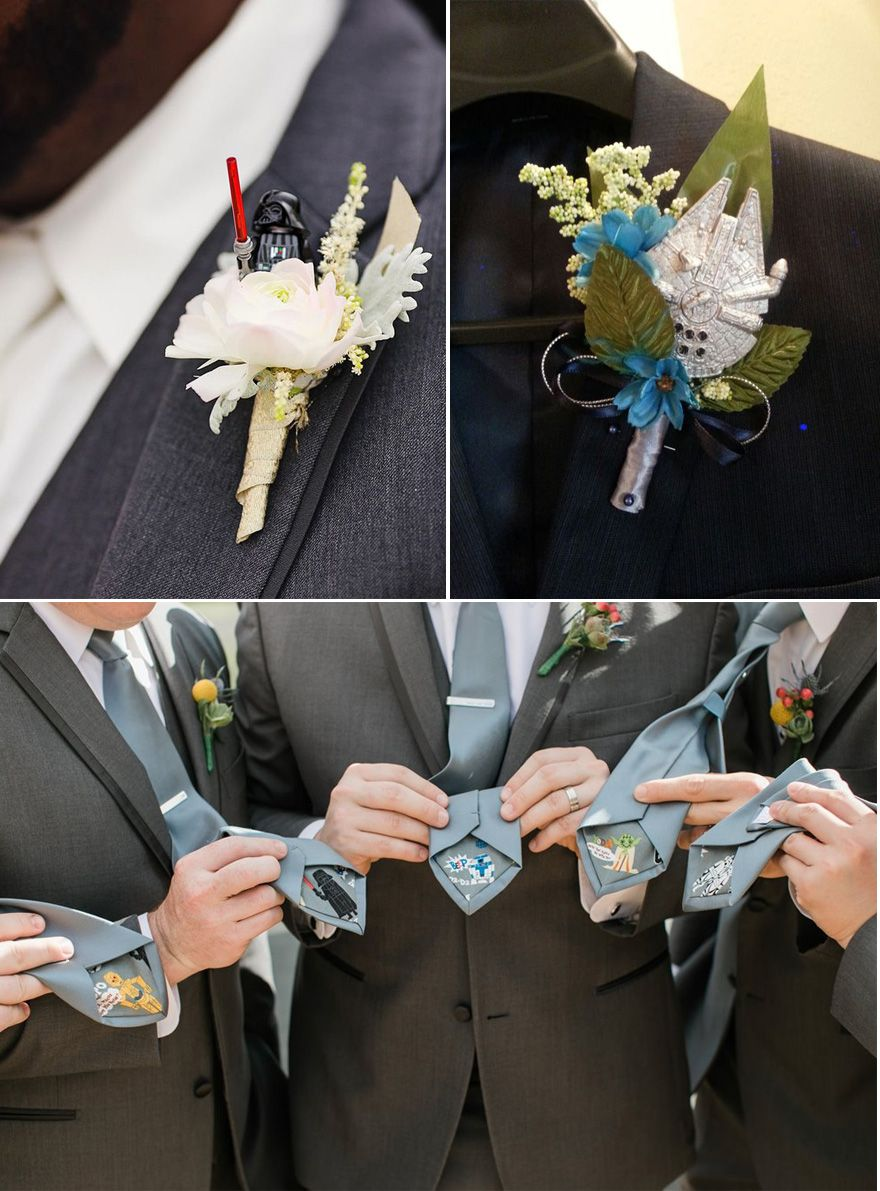 Love These Star Wars Wedding Ideas, You Will