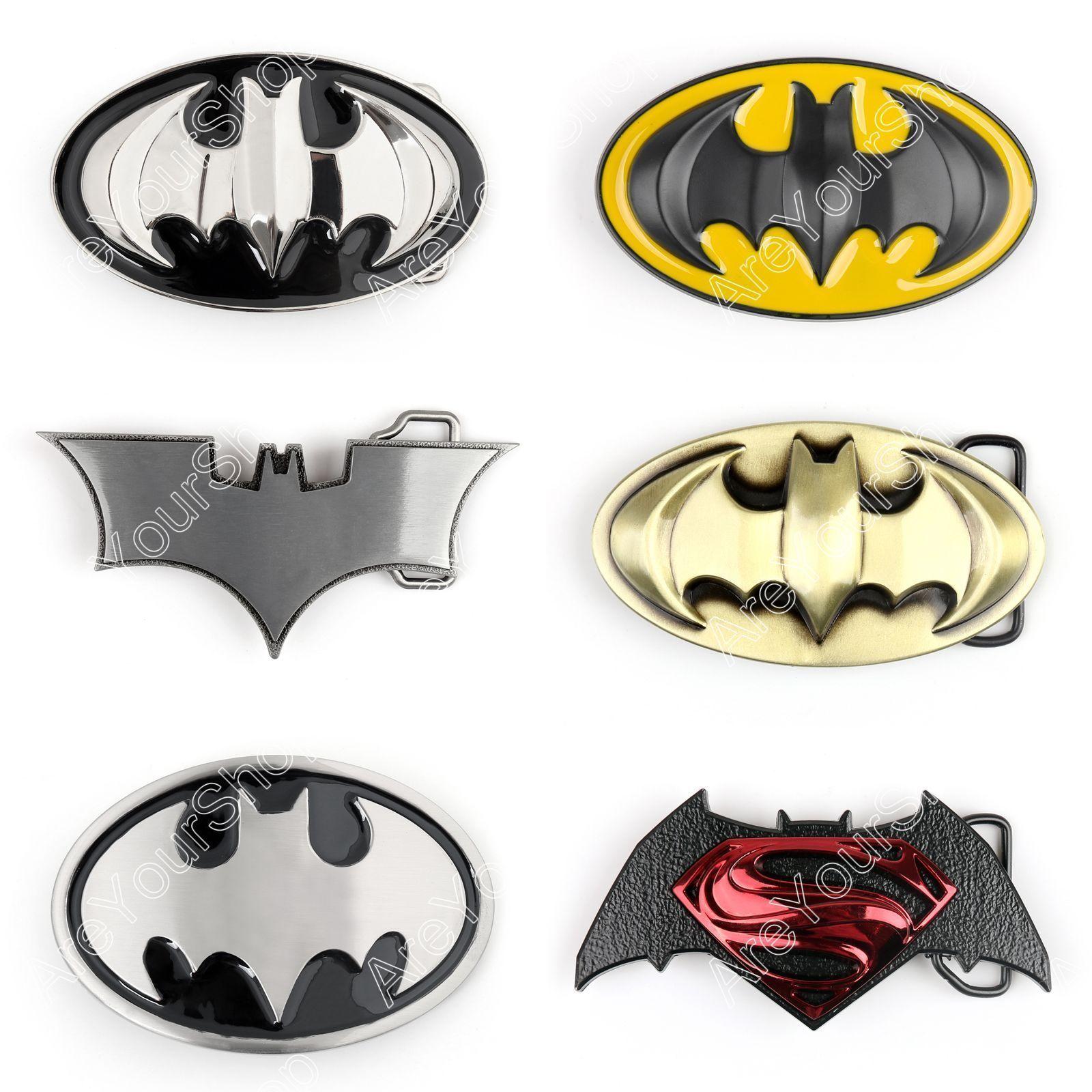 New DC Comics The Joker Superhero Mens Metal Belt Buckle Costume Gift