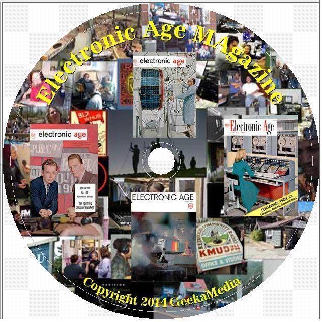 Electronic Age Magazine | EBooks | Electronics, Books, Ebay