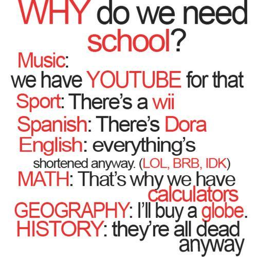 School Quotes Funny School Quotes  Google Search  School Funnies  Pinterest .