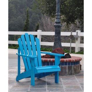westport adirondack chair finish turquoise apartment ideas