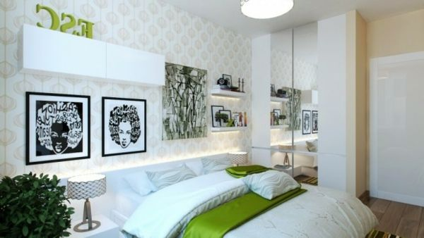 Photo of Make a small bedroom modern – designer solutions – Decoration Top