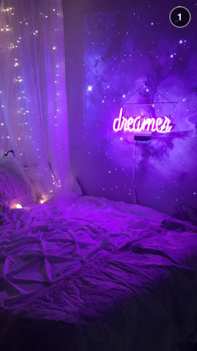 Dreamer Outer Space Bedroom Outer Space Bedroom Decor Neon Room