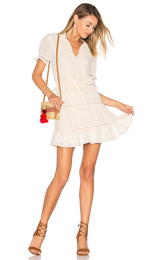 e5da7fb4c3dfd Shop for Tularosa Colleen Dress in Shell at REVOLVE. Free 2-3 day shipping  and returns