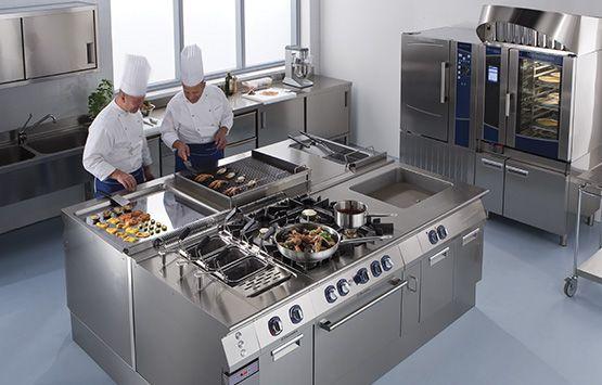 Electrolux Commercial Kitchen Equipment | venue | Pinterest ...