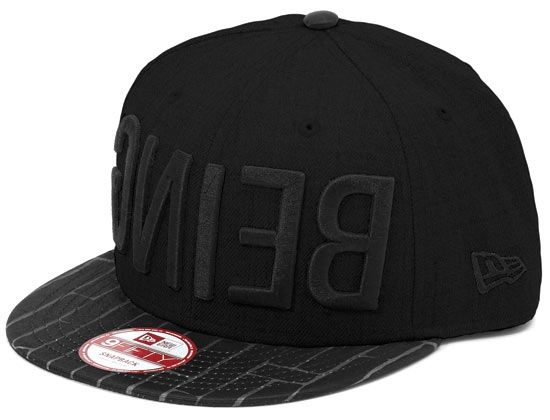 f807eb5cc0a Being Snapback Cap by SUPREME BEING x NEW ERA