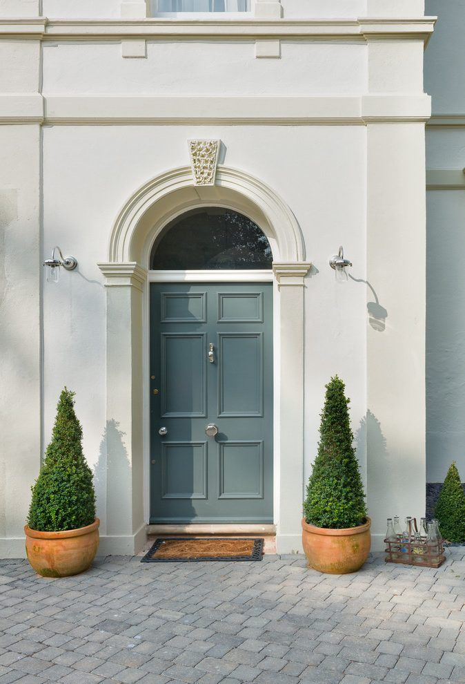 Image Result For Modern Farmhouse Front Door Entries Foyers