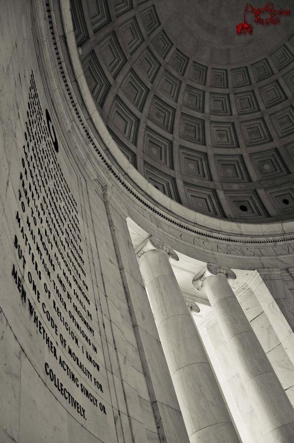 The Jefferson Monument