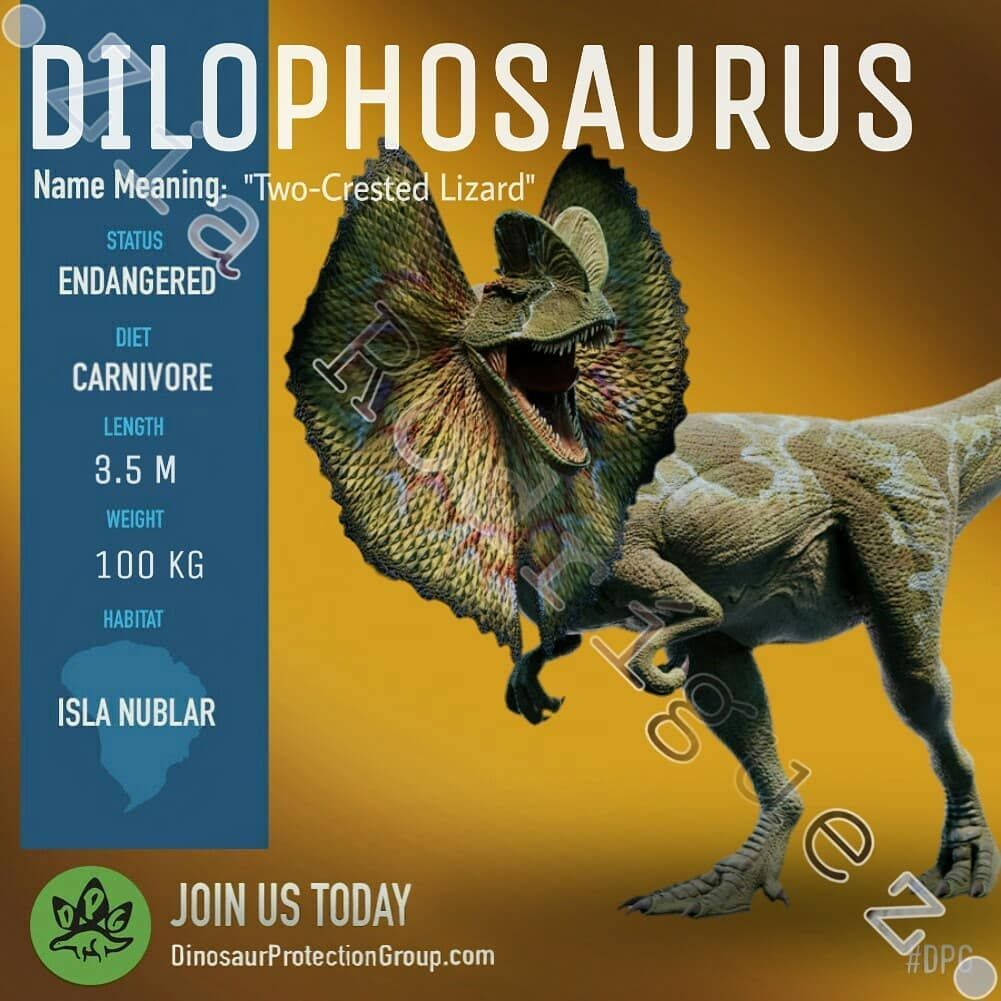 Zia Rodriguez On Instagram Dilopho Saurus Dilophosaurus