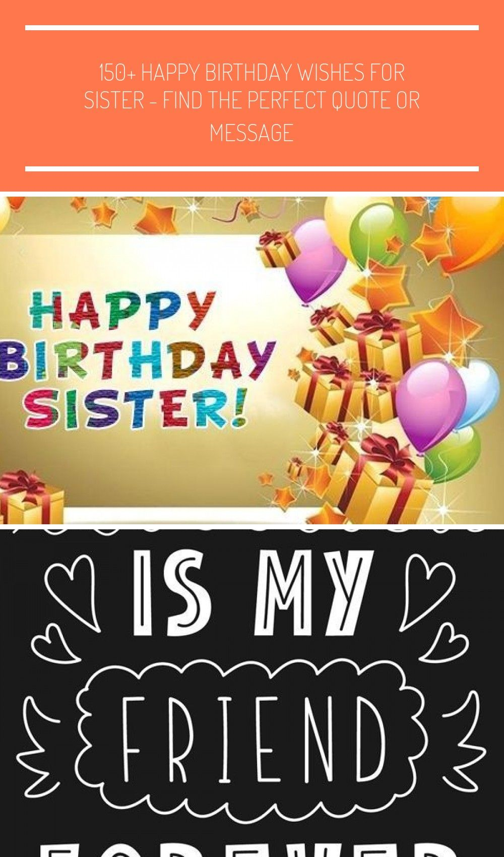 100+ Birthday Message For Sister Birthday Sms Wishes For