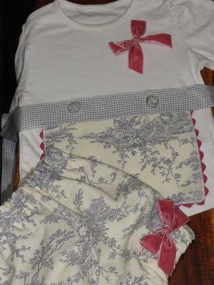 Ana Pompones Le Pongo Piquillo Diy Clothes Clothes Fashion
