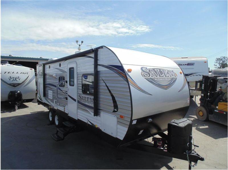 2017 Forest River Salem T26TBUD for sale Fresno, CA