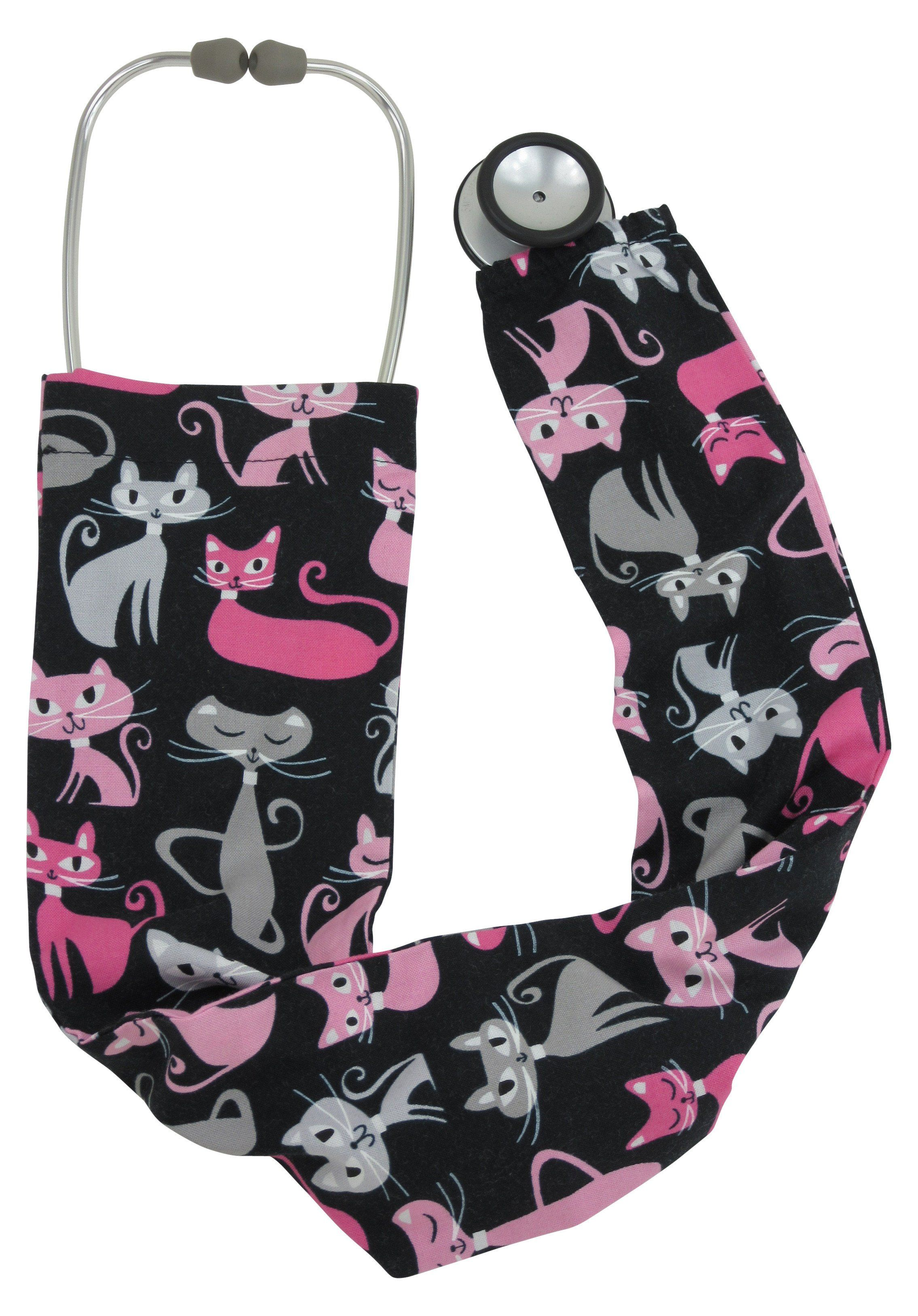 Stethoscope Socks Feline Cats