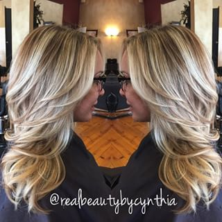 Beautiful Blended Beachy Blonde Balayage Highlights And Lowlights To