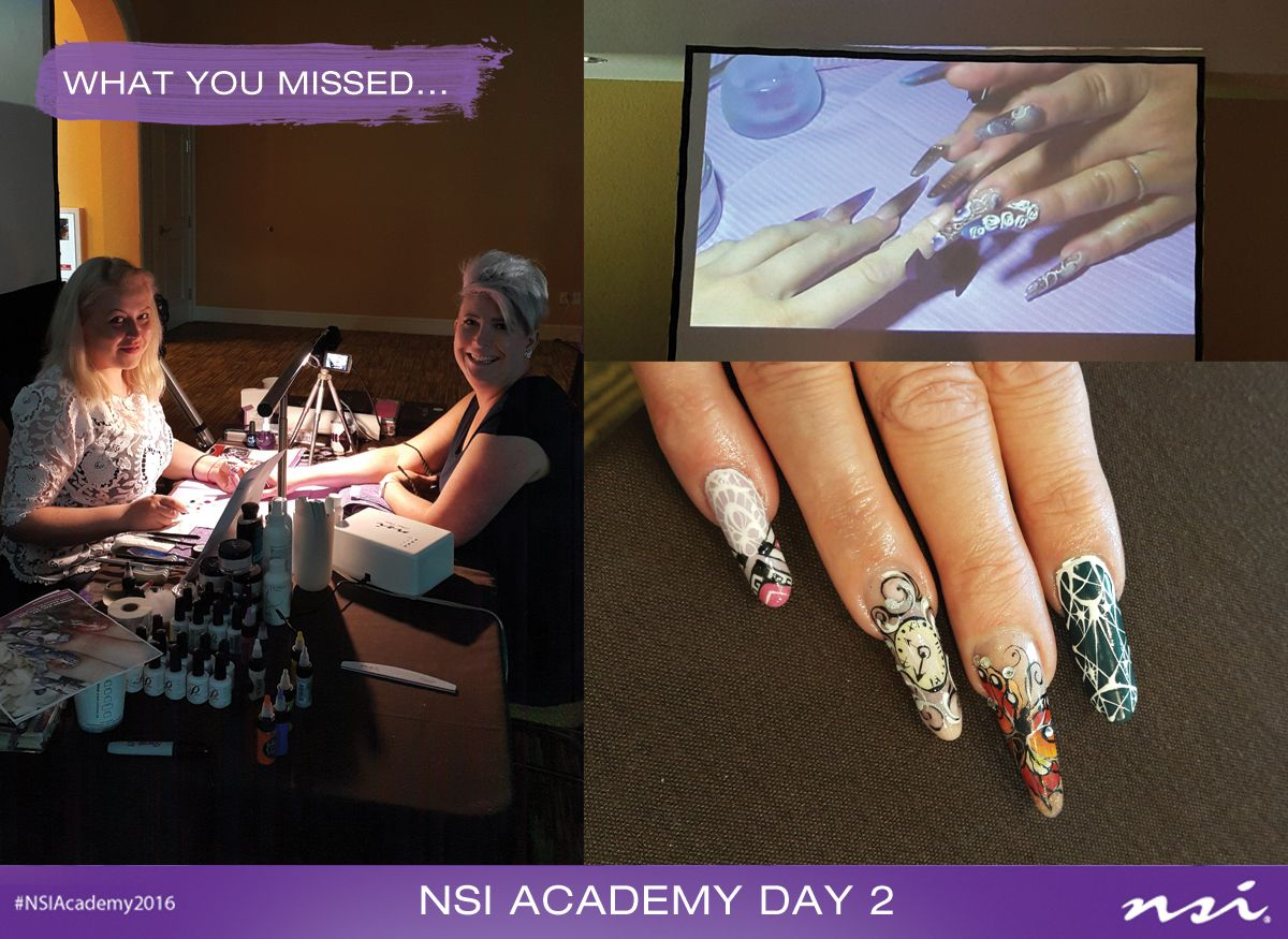 Day 2 of our NSI Academy held in Orlando, FL from June 1