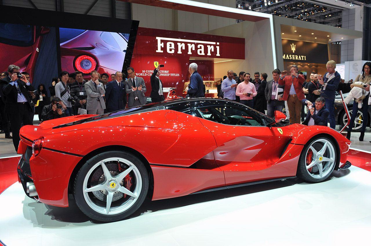 The new F150 - Ferrari LaFerrari