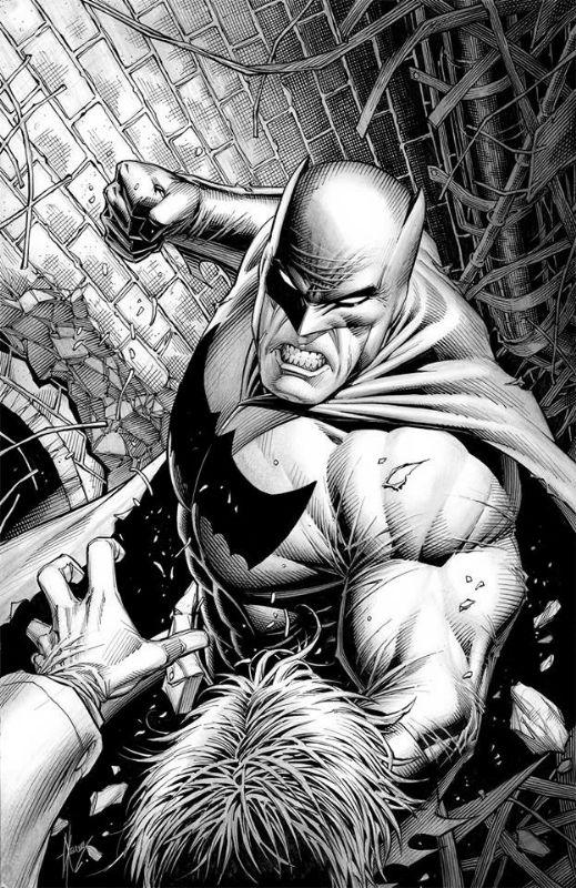 Batman Vs Joker Dale Keown Batman Pinterest Batman Heros