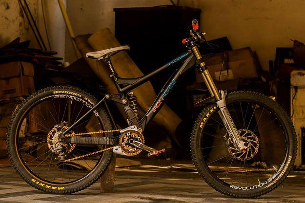 Fenix Iron Horse Mountain Bike Frames Iron Horse Bike Frame